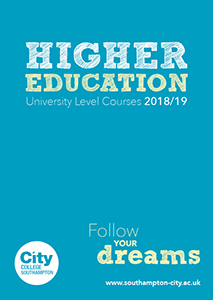 Higher Education Prospectus 2018_19