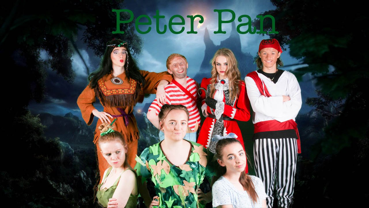 Peter Pan cast image